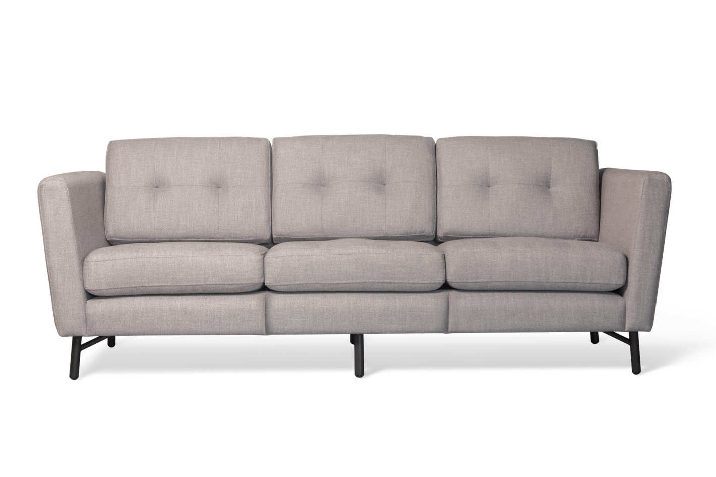 comfortable loveseat burrow sofa WEWRRPI