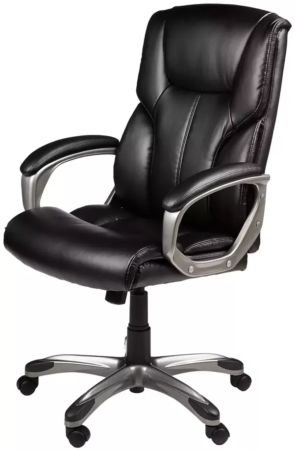 comfortable office chair from my experience, i feel that the amazon basics high back executive office YBLEFCP