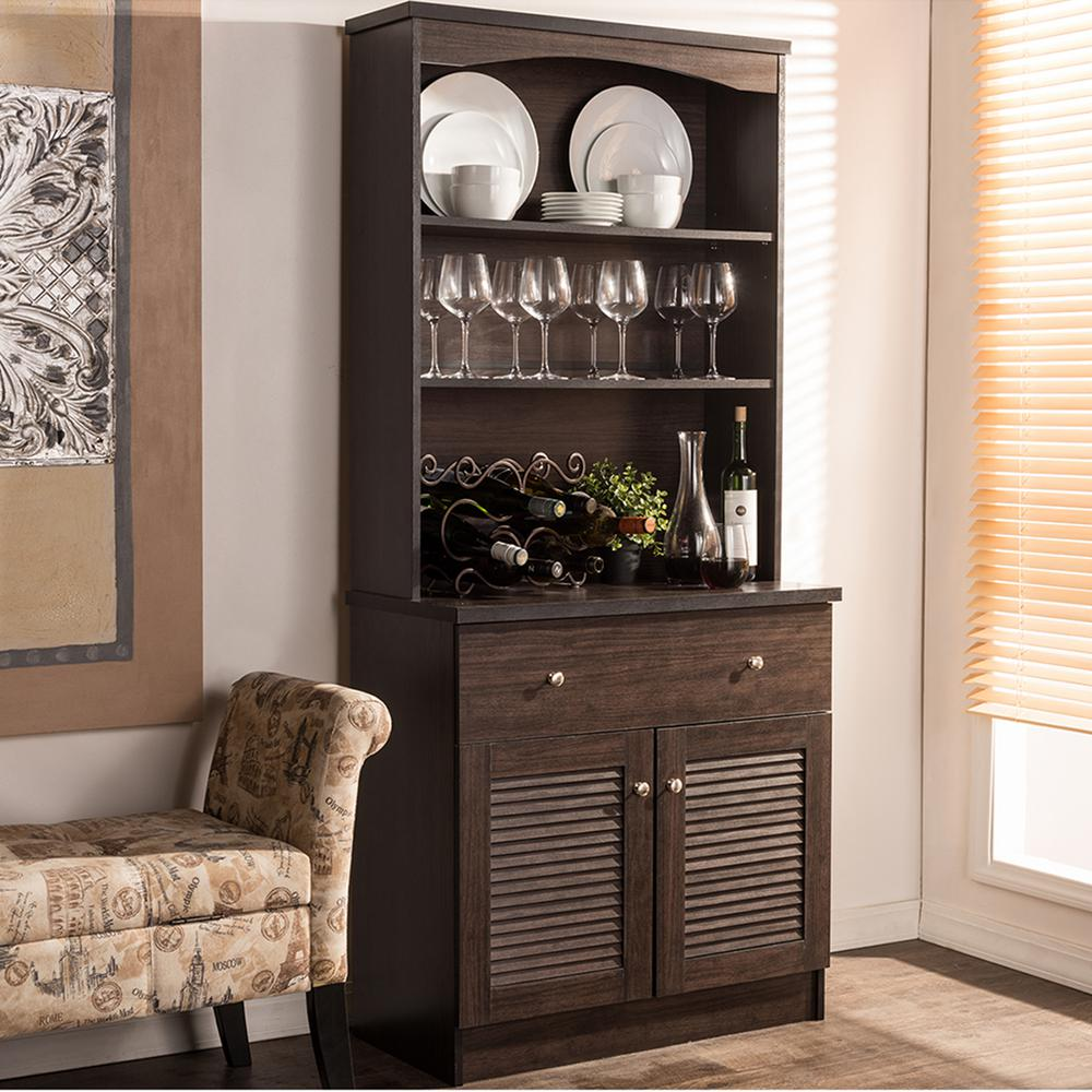 What is a hutch and it's types?