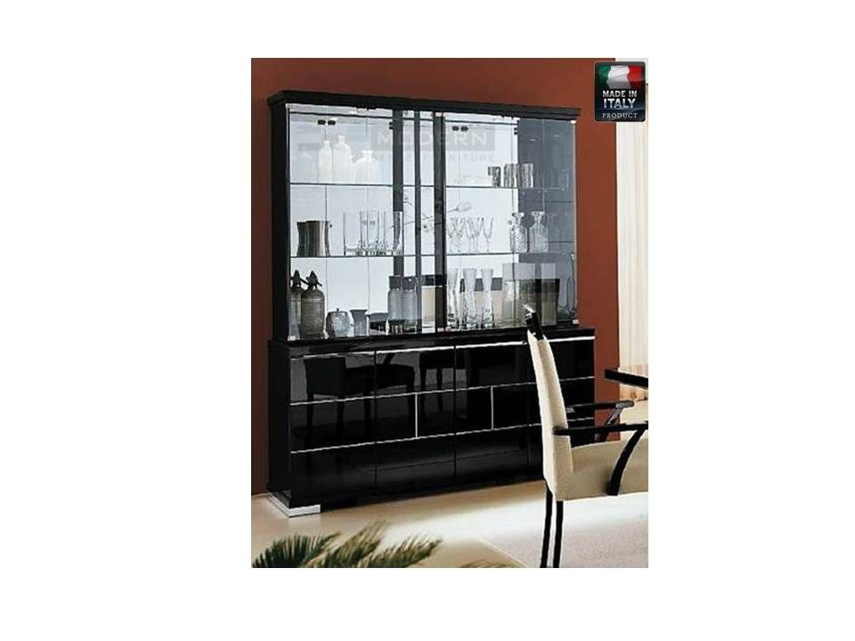 Contemporary hutch siena hutch and buffet XIUPVNY