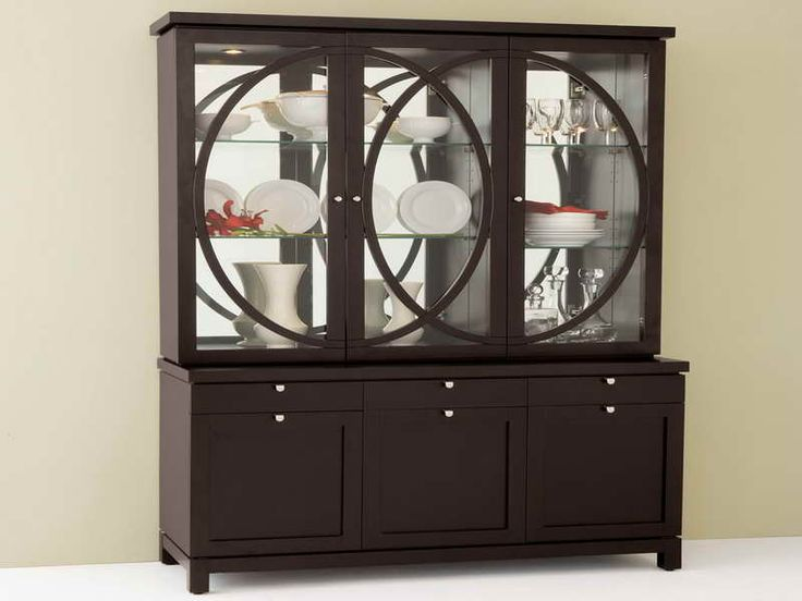 Contemporary hutch sweet modern china cabinet design LPAPLYH