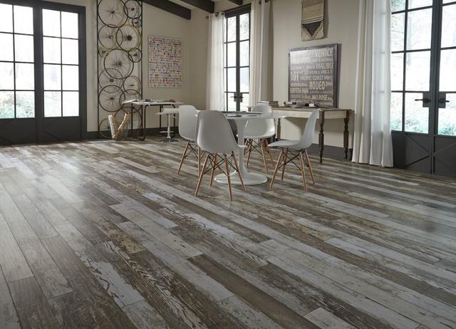 contemporary laminate flooring kensington manor by dream home - 12mm bull barn oak laminate flooring CUQINPJ