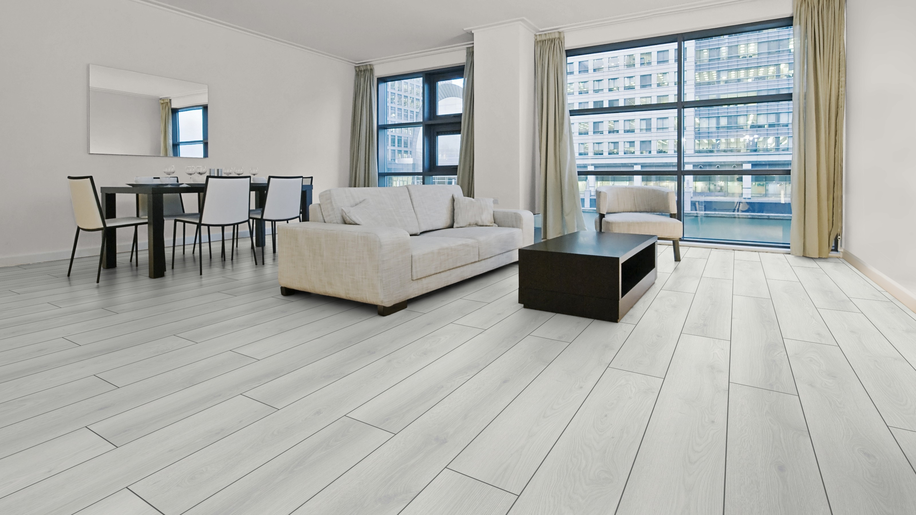 contemporary laminate flooring villeroy_and_boch_vb_1005-present_chestnut  villeroy_and_boch_vb_1006-current_oak HFHKTJE