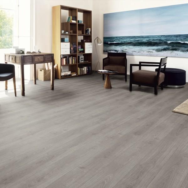contemporary laminate wooden floors 12mm icelandic oak ac4 matt embosed grey laminate flooring intended for  contemporary DJJNEBQ