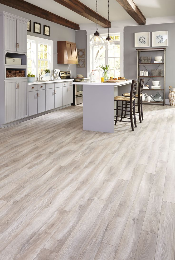 Stylish and contemporary laminate wooden floors