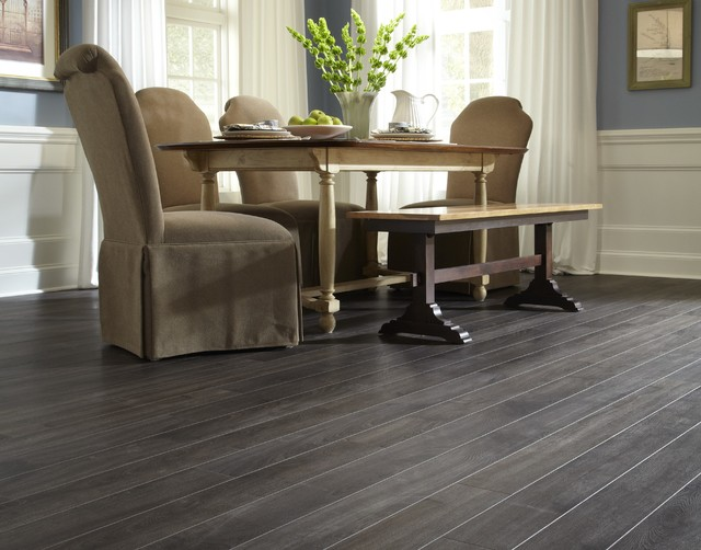 contemporary laminate wooden floors dream home - st. james 12mm+pad meades ranch weathered wood laminate  flooring UOHOVPI