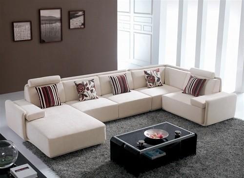 contemporary microfiber sectional sofa 2 MTFRDGW