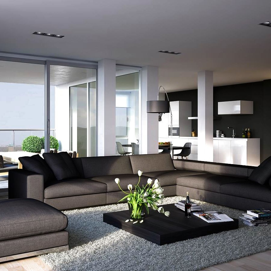 Contemporary Sofas for Home Interior full size of living room:gray modern living room furniture gray modern  living OEJVLMO