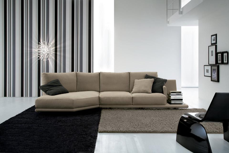 Contemporary Sofas for Home Interior ... luxury contemporary sofas floor modern sofa and design for home  interior AWIGKHT