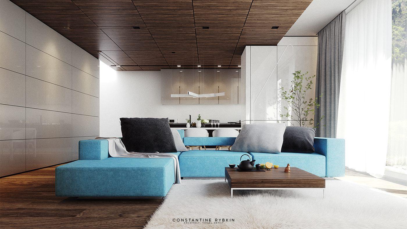 Contemporary Sofas for Home Interior ... trend sofa design for minimalist home interior ideas white corner modern ACJAPSP