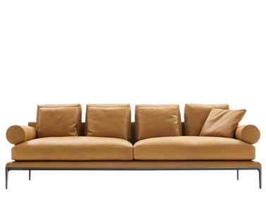contemporary sofas sofas. bu0026b atoll BFKCILN