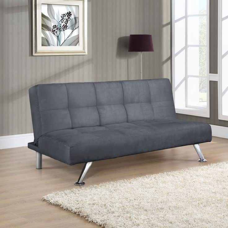convertible sofas for living room serta dream riva convertible sofa charcoal - furniture u0026 mattresses - living OZDEAPQ