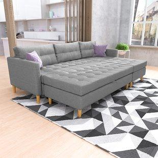 copenhagen reversible modular corner sofa bed UHPPDYU