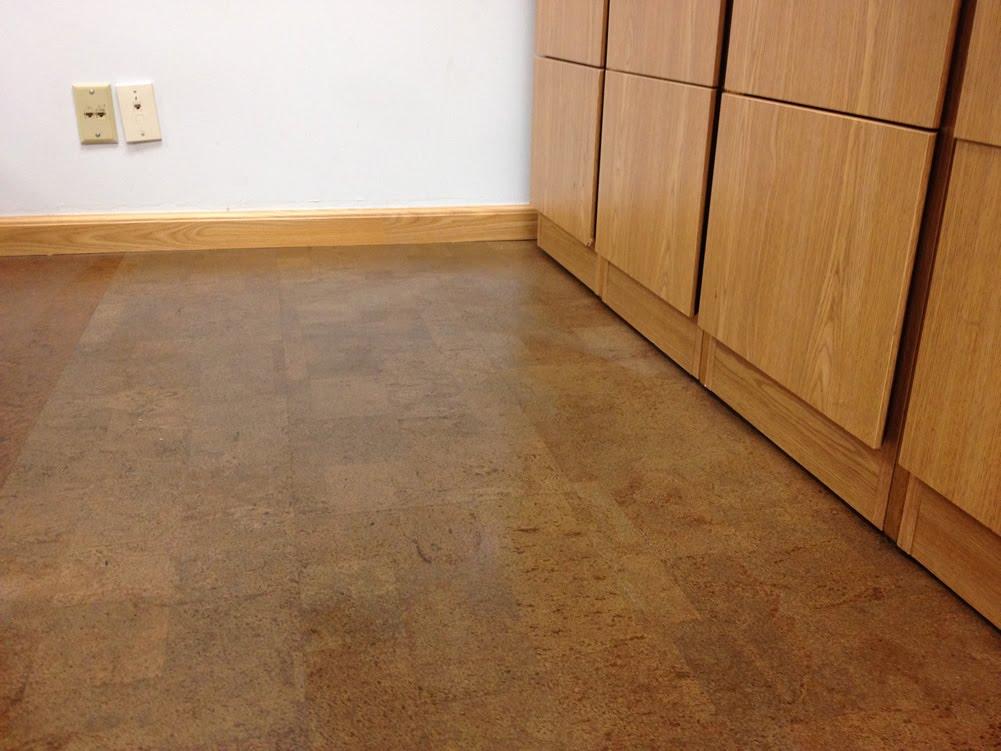 cork tile flooring cork floors - cork floors kitchen - youtube WNXZPSI