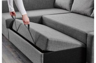 corner sofa bed ikea friheten corner sofa-bed with storage sofa, chaise longue and double  bed NISNJNJ