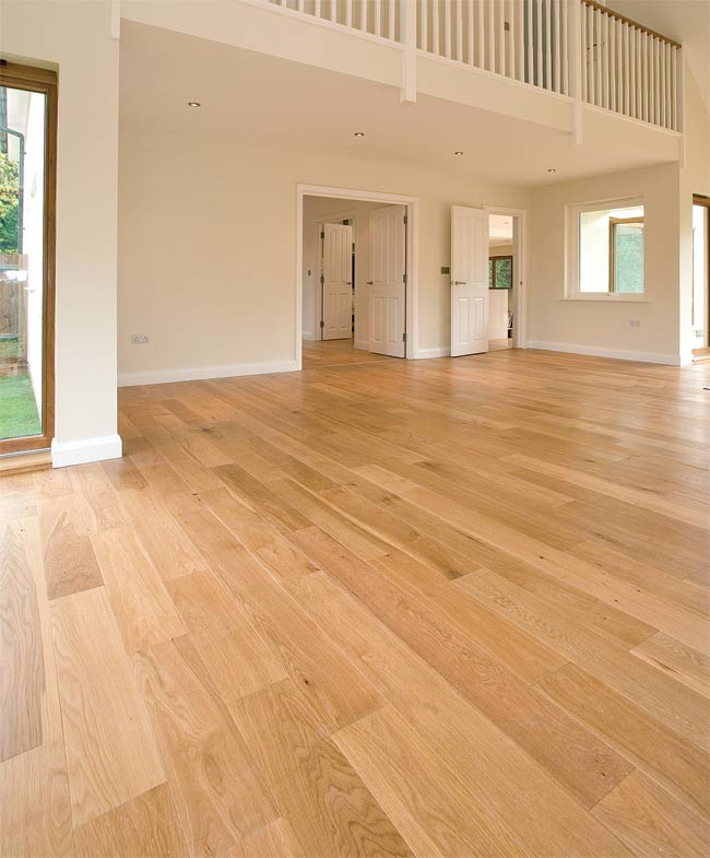 Why engineered oak flooring is better than other wood flooring?
