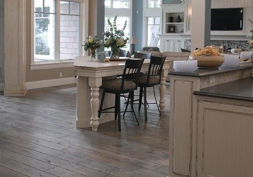 creative of rustic hardwood flooring rustic wood flooring ideas 6 ways to MGJIKTP