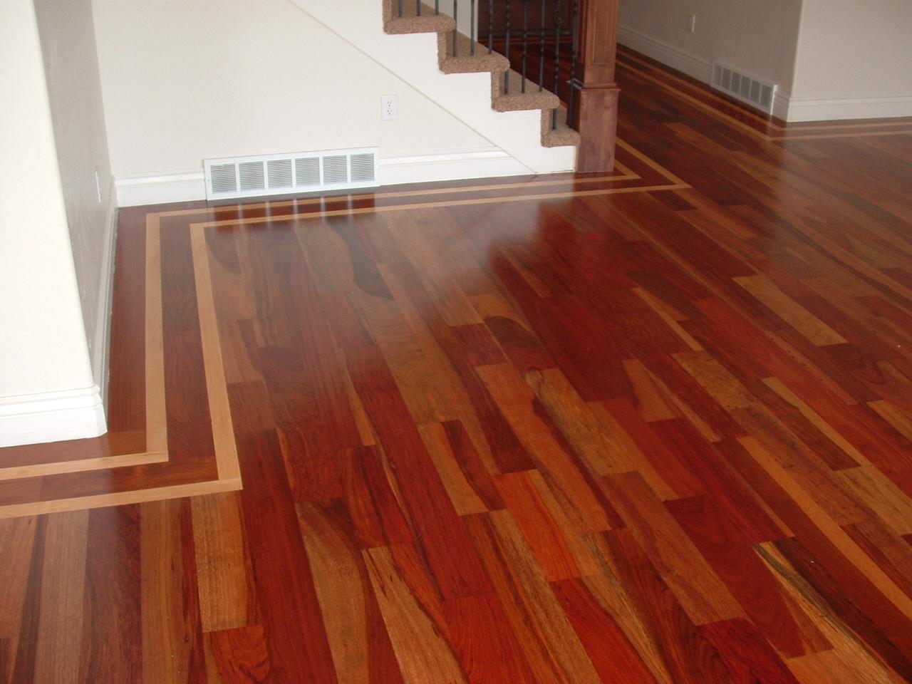 dark brazilian cherry hardwood floors room CTXNAVP