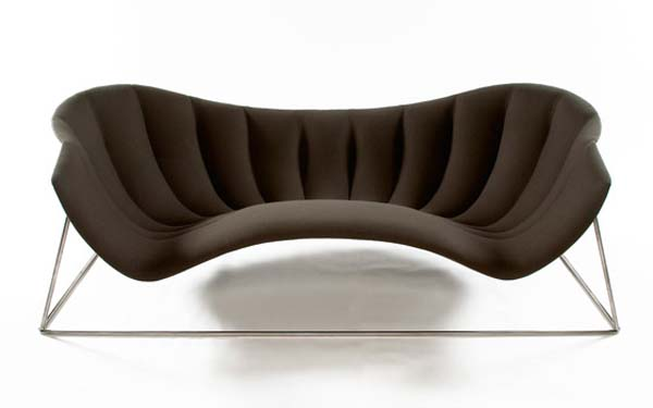 design loveseat ... great modern loveseat add more passion to your interior with attractive CIMEVHJ