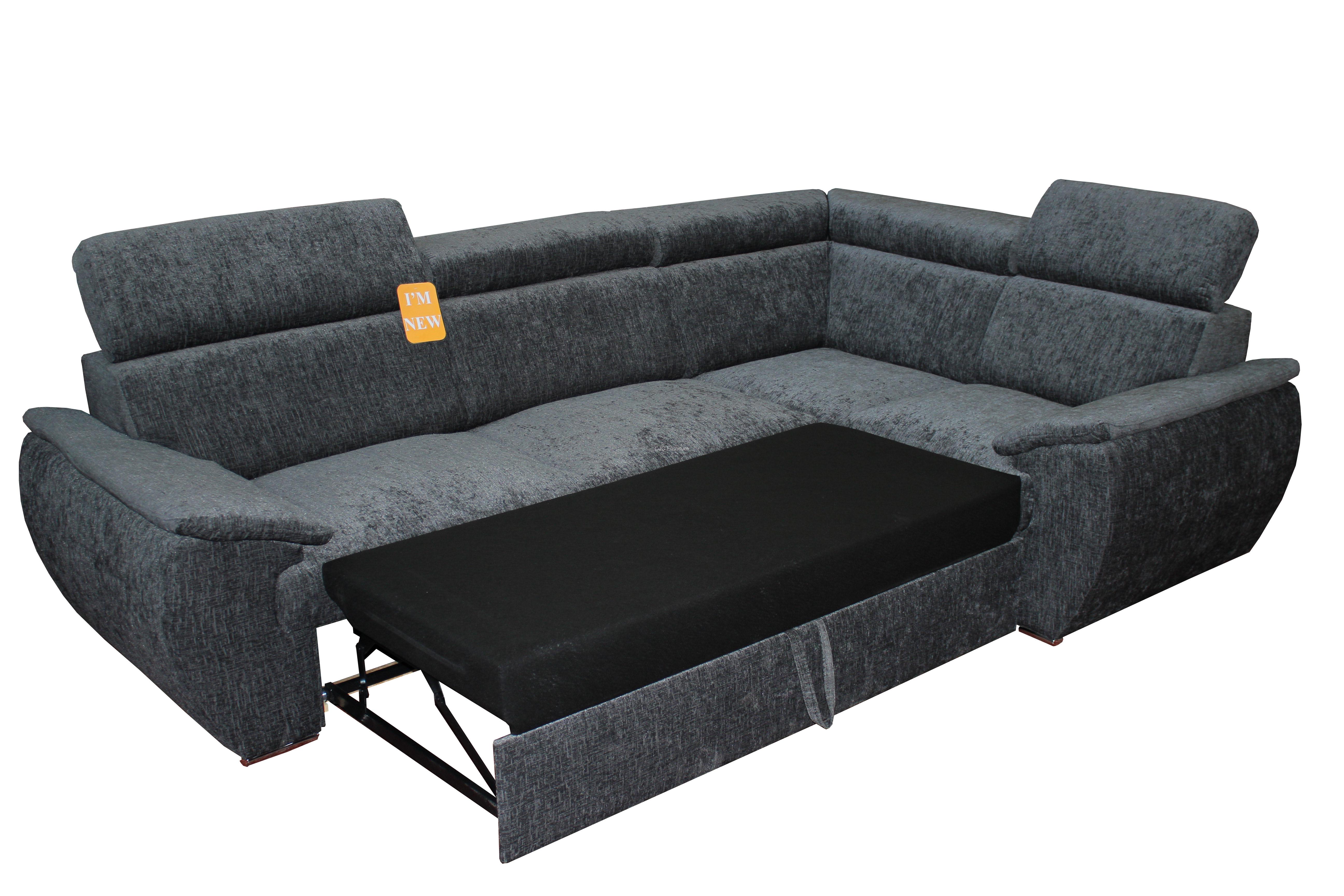 diamant corner sofa bed right handed WGIIIMT