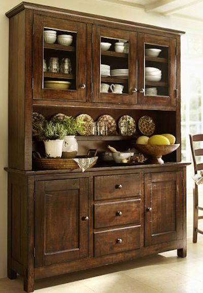 dining hutch best 25 hutch decorating ideas on pinterest china cabinet decor intended  for FBKYNQI