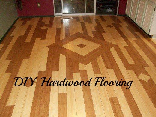 Diy hardwood floor a diy hardwood flooring project that you can do as well. VYKPZUX