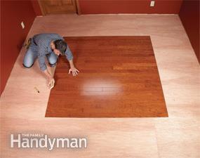 Diy hardwood floor diy hardwood floors: lay a contrasting border SUPCHUI