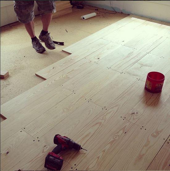 Diy hardwood floor great diy hardwood floor installation diy wood floors XRSQVJO