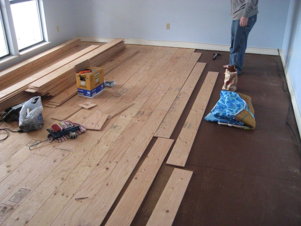 Diy hardwood floor real wood floors for less than half the cost of buying the floating RTCZPKK