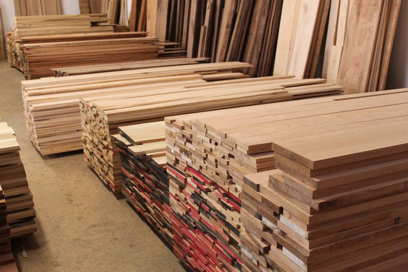 domestic hardwood lumber YFZLBCO