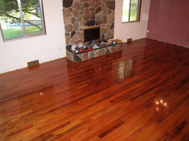 durable hardwood flooring finished wood floor UZEJVIO