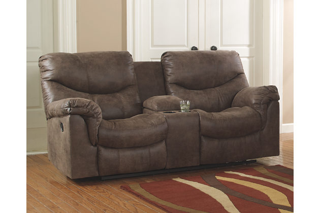 Use electric reclining loveseat for your living room and pleasure