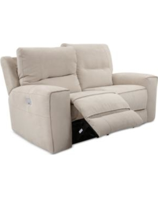 electric reclining loveseat genella 66 MHMPYAE