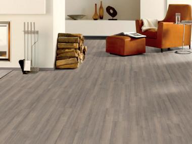 elf oak warm grey laminated flooring - 7mm CJBFTMN