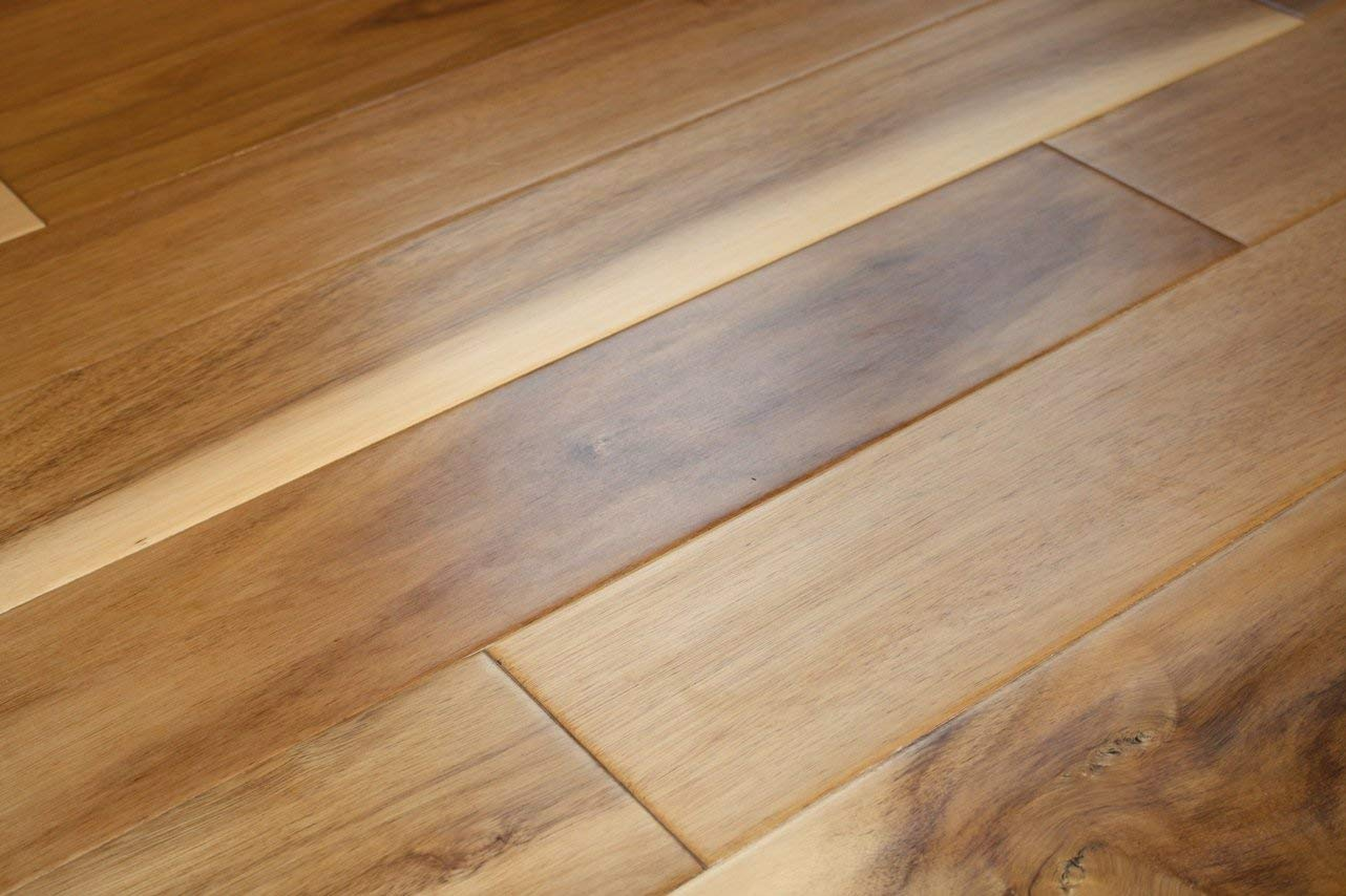 elk mountain acacia natural 5 x 1/2 hand scraped engineered hardwood  flooring DJKTSWH