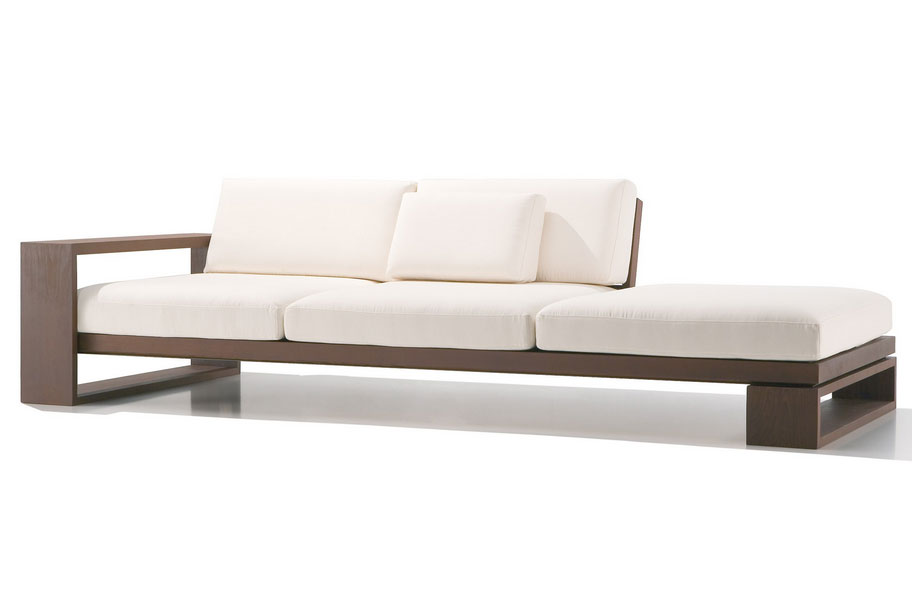 enchanting contemporary wooden sofa modern and contemporary sofas loveseats  wood sofas and UHSIVJW