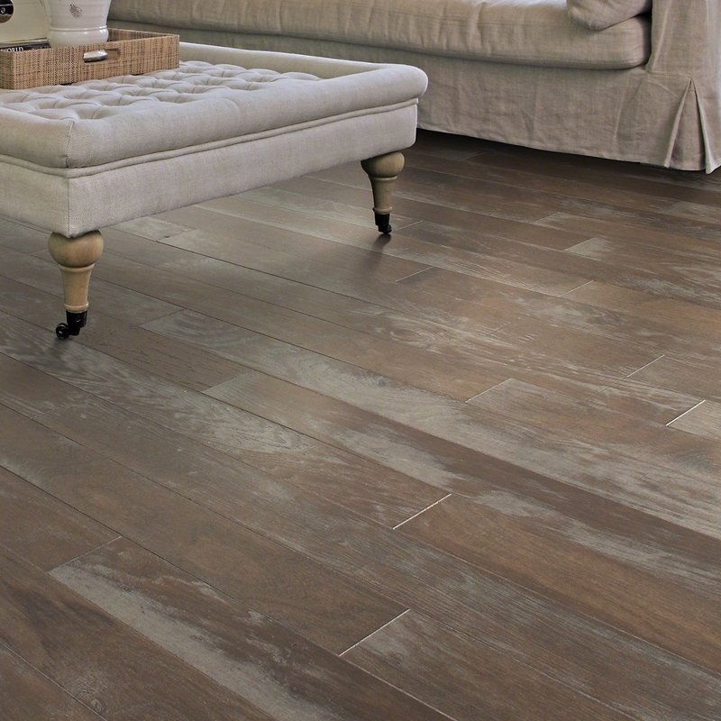 engineered hardwood chic hickory 4.8 ZERFLUZ