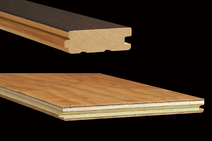 engineered hardwood engineered floors can be a good choice if you need a thinner wood NQZGSVB
