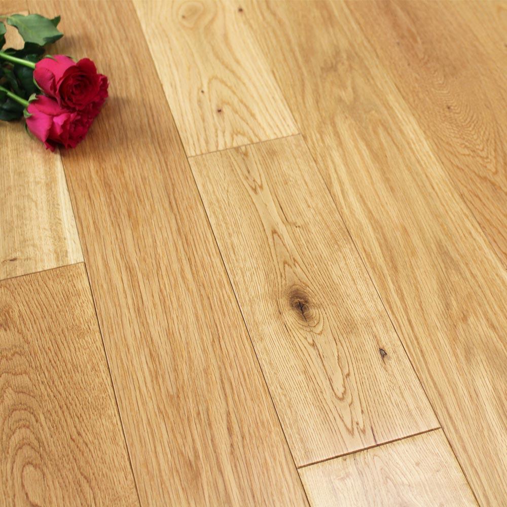 engineered oak flooring 125mm lacquered engineered oak 18/5mm wood flooring 2.20m² - 1 ZOXSGYQ