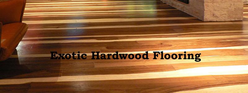 exotic hardwood flooring - the flooring lady QGRDAUI