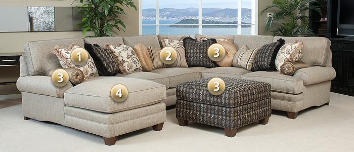 fabric couches correlating fabrics WBCZXOH