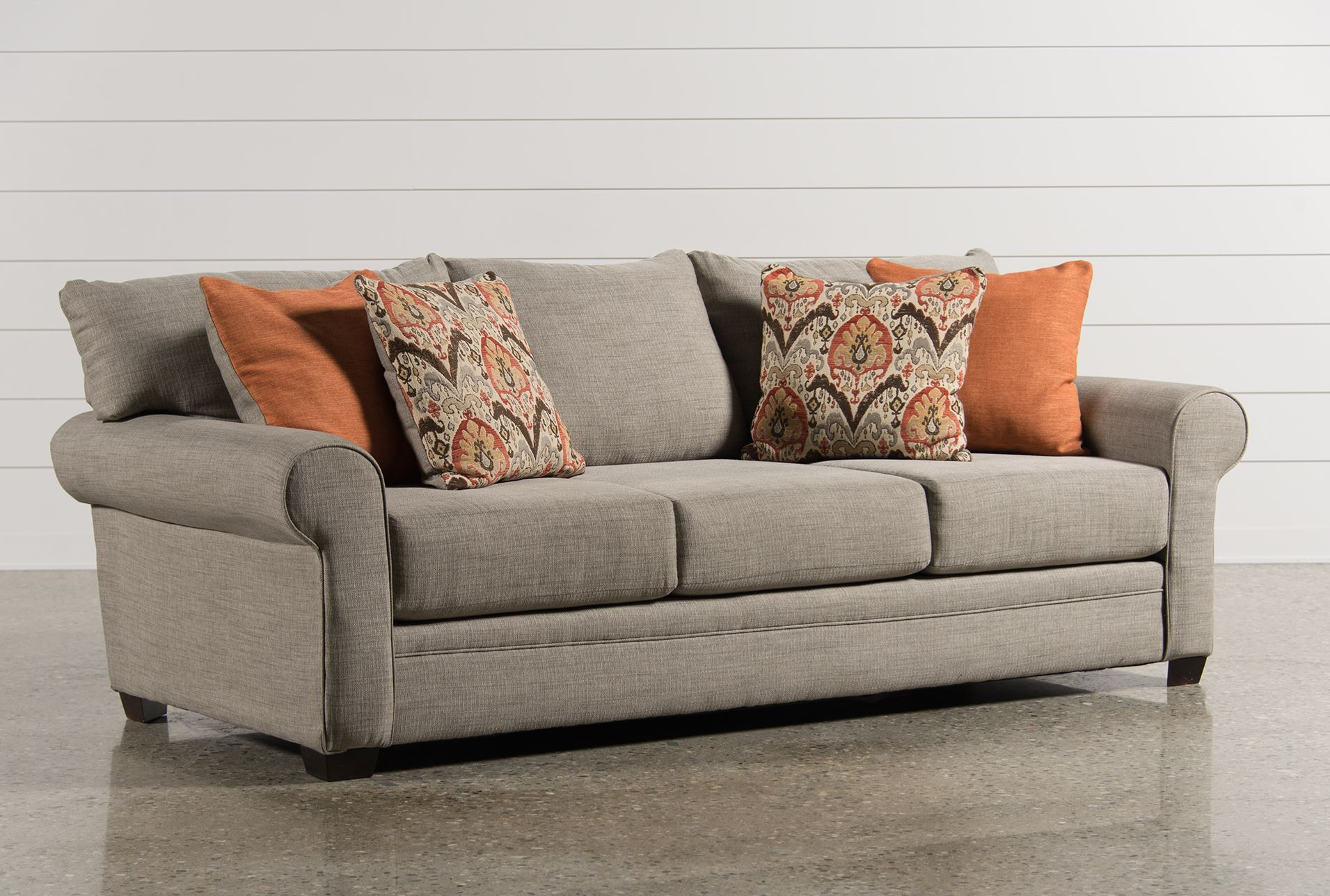 fabric couches couch, couch for sale rags gray rectangle foot couch city black pillow box DZJUZKF