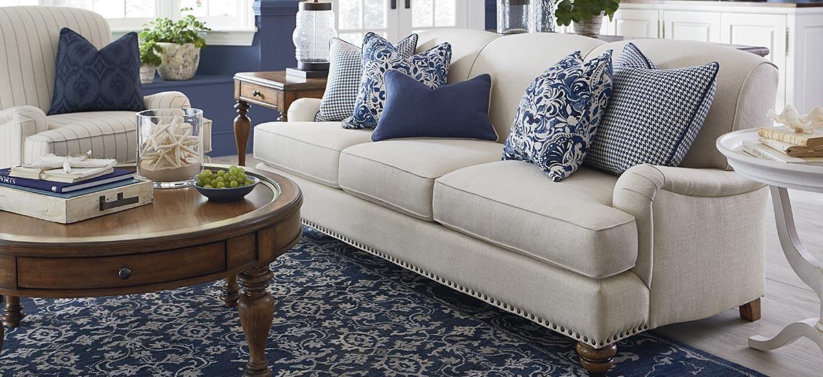 fabric couches essex sofa QSRQRPQ