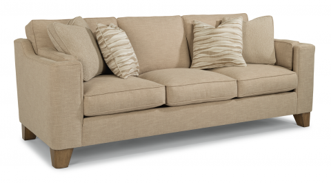 flexsteel sofa fabric sofa TIJXVTV