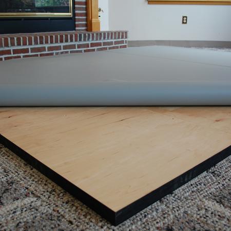 Floating flooring for studios home studio thumb JCBKPLF