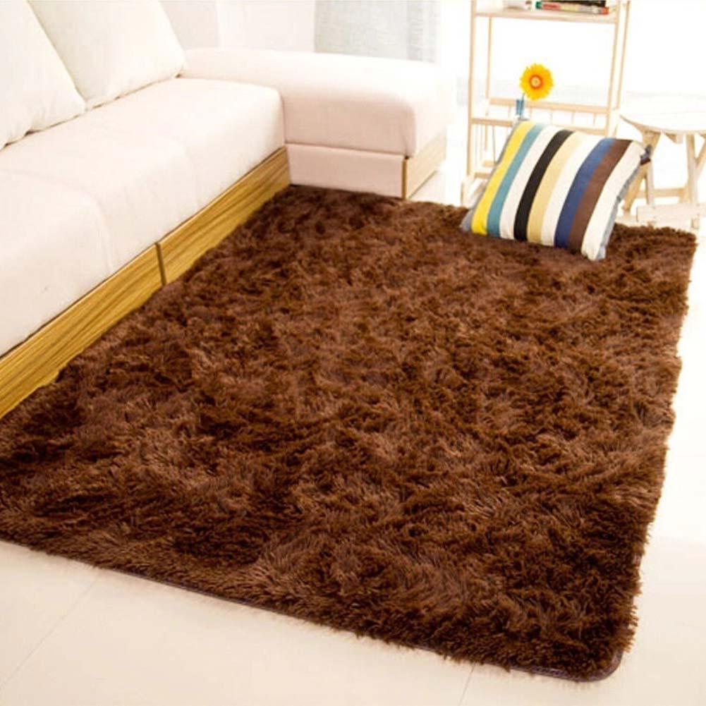 floor rugs fluffy rugs anti skiding shaggy area rug dining room carpet floor mats DSGEXTQ