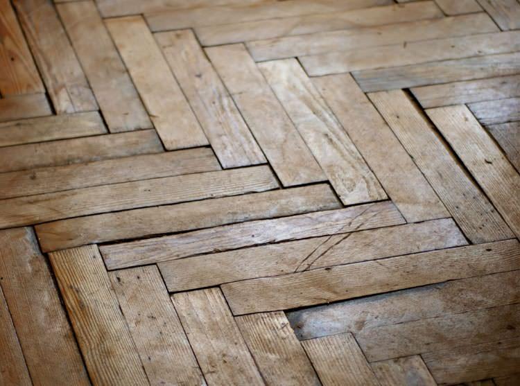 flooring wood a sanford buckling wood floor. CXQXZZH