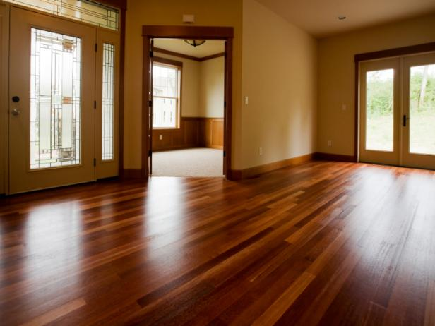 Advantages of flooring wood