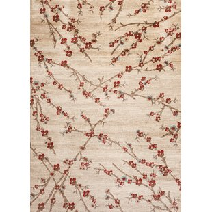 floral rug duffield branches floral beige area rug XEGQHIC