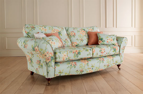 floral sofa and loveseat charming beautiful floral print sofa love seat ebay living room at sofas XUWBCVQ